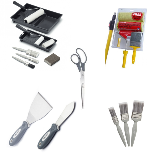 Decorating Tools & Accessories